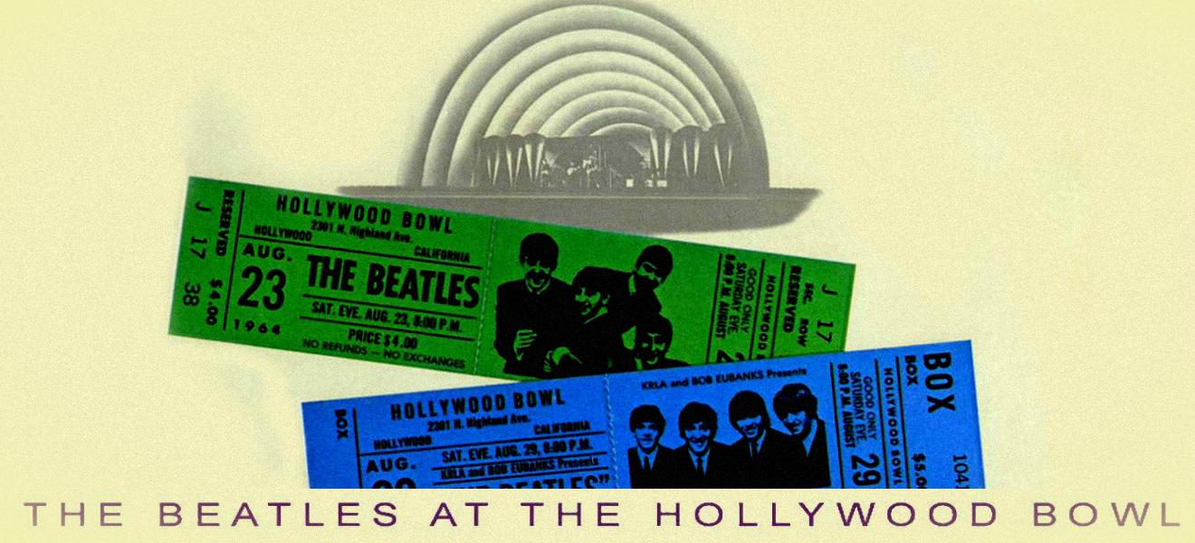 En vivo en el Hollywood Bowl, el disco oficial en concierto de The ...